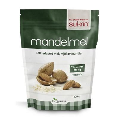 Amandelmeel Sukrin - 400 gram