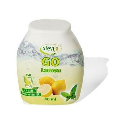 Stevia Limonadesiroop Lemon