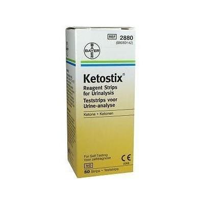 Ketostix Strips