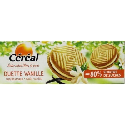 Cereal Duette Vanille...