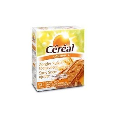 Cereal Speculaas met...