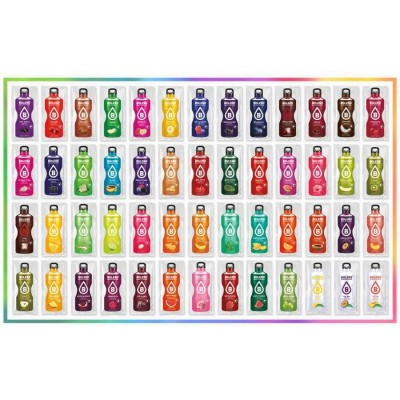 Bolero Drink Mix - 58 smaken
