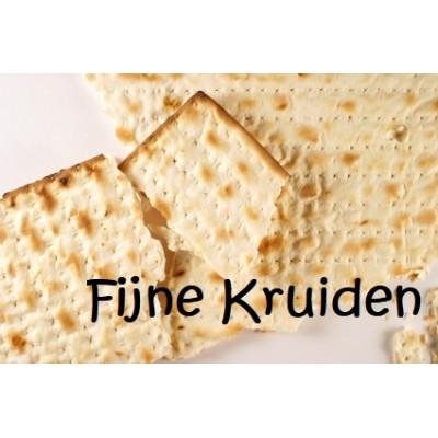 Toast Kruiden (matzes)