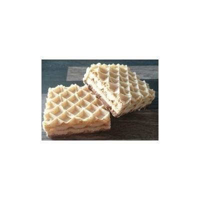 Wafel Witte Chocolade - 1 stuks