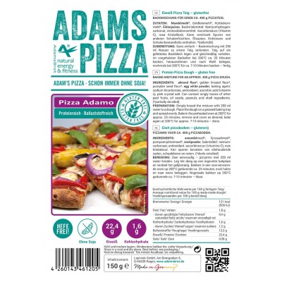 Adam's Pizza Adamo
