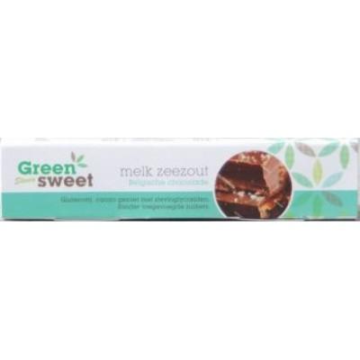 Chocoladereep Melk Zeezout...