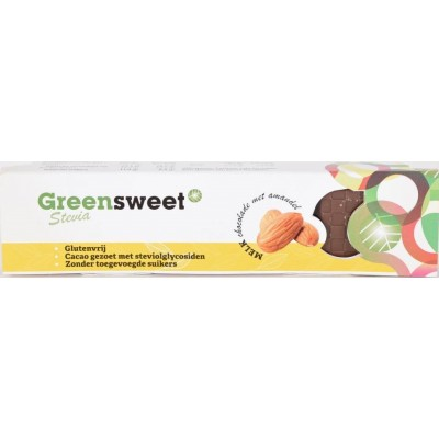 Chocoladereep Melk Amandel...