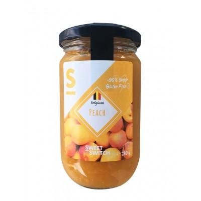Sweet-Switch Fruitbeleg Perzik