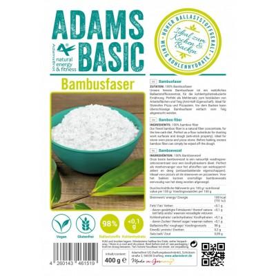 Adam's Bamboevezel