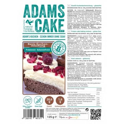 Adams Cake mix Basis