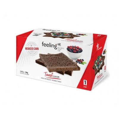 FeelingOk Toast Cacao Start