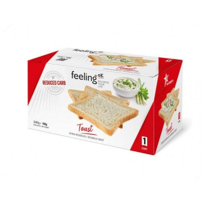 Toast Wit - 16 stuks