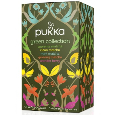 Pukka Thee Green Collection