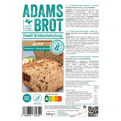 Adam's Brot Gold