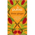 Pukka Thee Three Ginger...