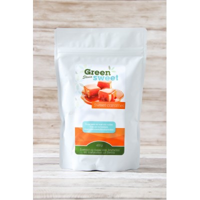 Stevia Caramel - Greensweet