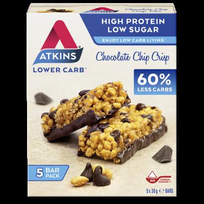 Atkins Chocolate Chip Crisp...