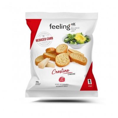 FeelingOk Crosti Toastjes Kaas