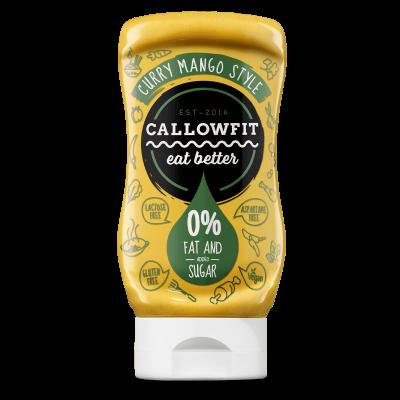 Callowfit Curry Mango Saus