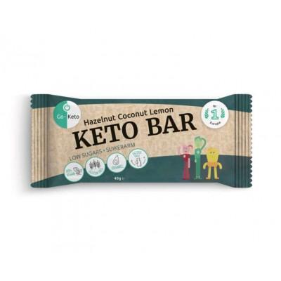 Go-Keto Bar Hazelnoot Kokos...
