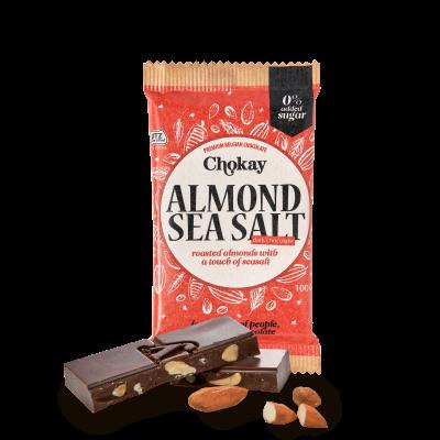 Chokay - Dark Almond Sea...