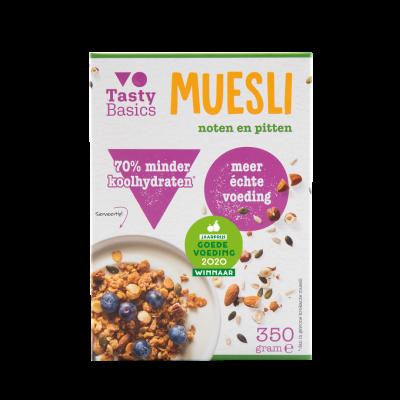 Tasty Basics - Muesli Noten...