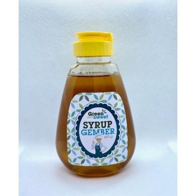 Greensweet Syrup Gember