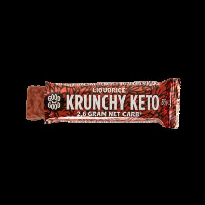 Good Good - Keto Bar Liquorice