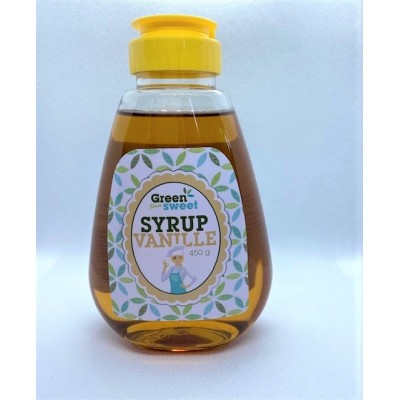 Greensweet Syrup Vanille