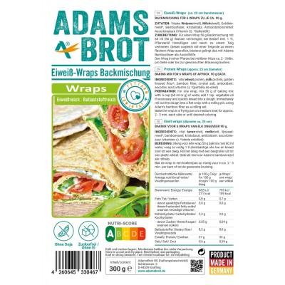 Adam's Wraps