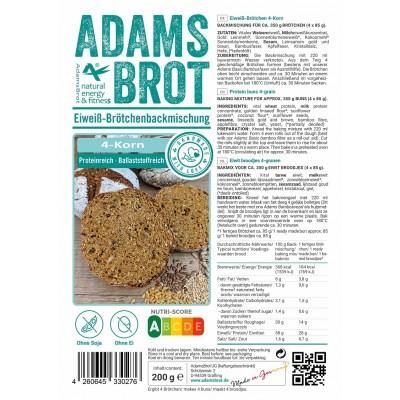 Adam's Brot-  Brötchen...