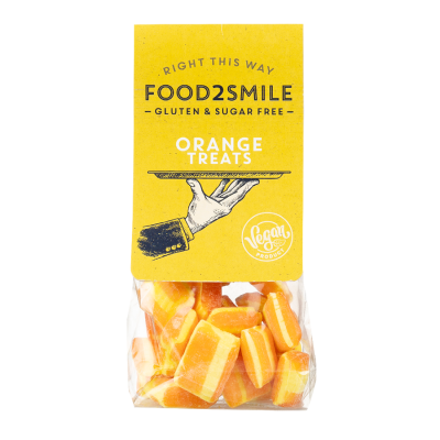 Food2Smile - Orange Treats