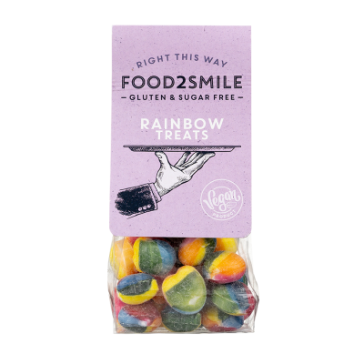 Food2Smile - Rainbow Treats