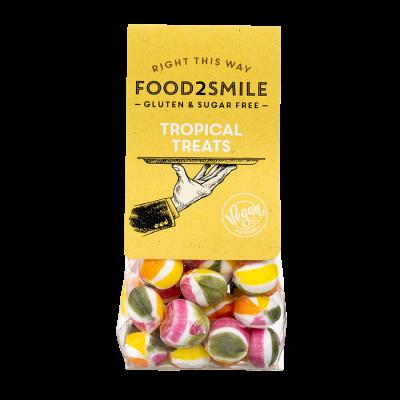 Food2Smile - Tropical Treats