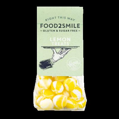 Food2Smile - Lemon Treats