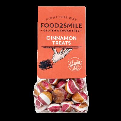 Food2Smile - Cinnamon Treats