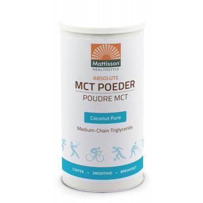 Mattisson - MCT Poeder (350...