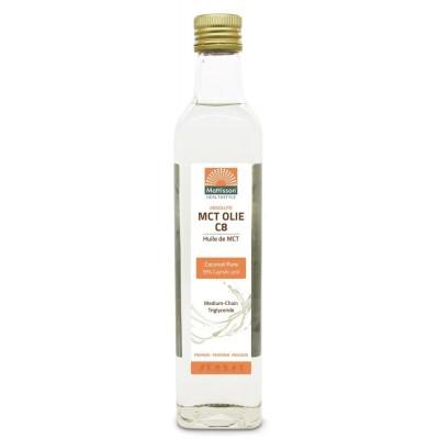 Mattisson MCT Olie C8 - 500 ml