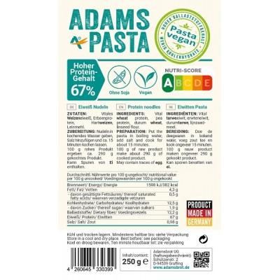Adam's Pasta Vegan