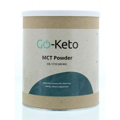 Go-Keto MCT poeder