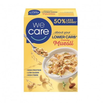 WeCare Lower Carb Crunchy...
