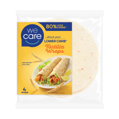 WeCare Lower Carb Tortilla...