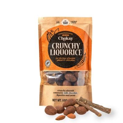 Chokay - Crunchy Liquorice