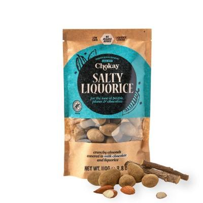 Chokay - Salty Liquorice