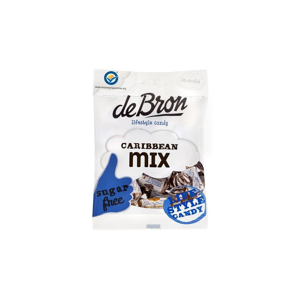 De Bron Carribean Mix Toffees