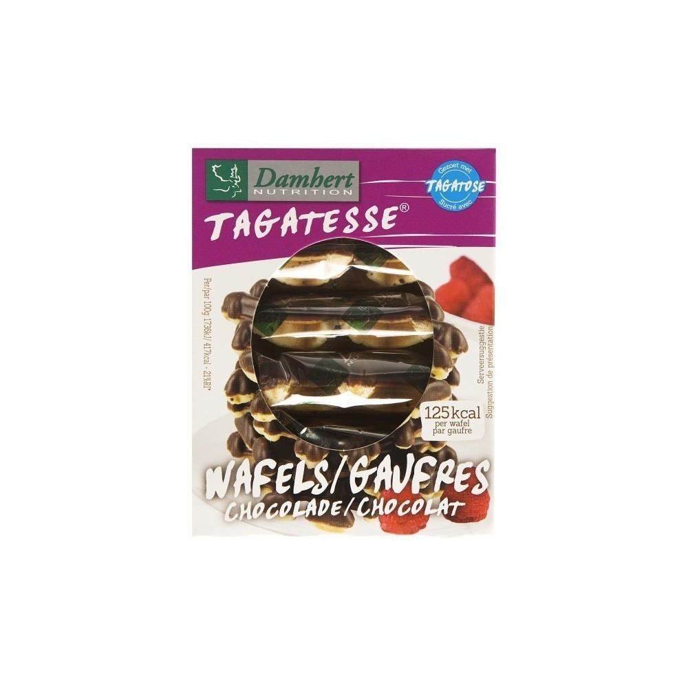Damhert Wafels Chocolade