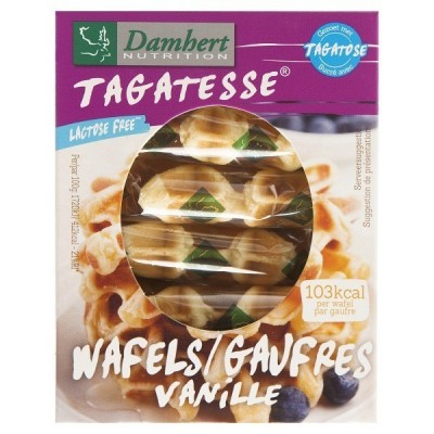 Damhert Wafels Vanille