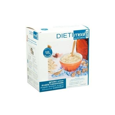 Dietimeal Havermout Bruine Suiker