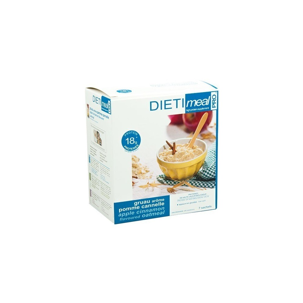Dietimeal Havermout Appel-Kaneel