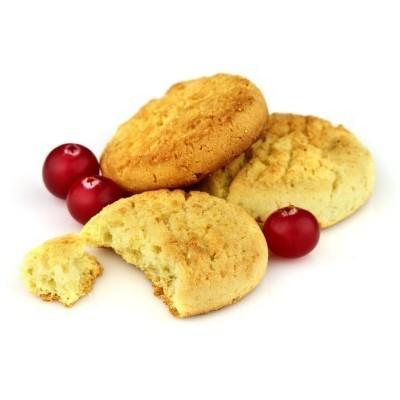 Koekjes Rode Vruchten